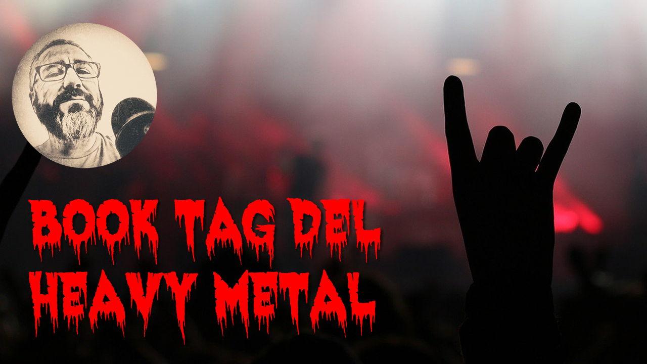 Book Tag del Heavy Metal